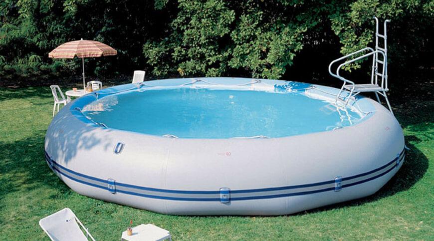 Piscines zodiac toul 54 piscine ronde ovale en toile for Piscine gonflable zodiac