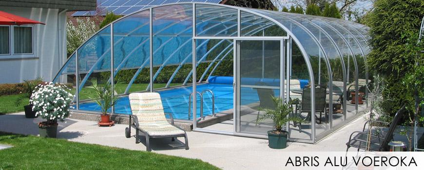 Abris spas piscines toul 54 accessoires piscines et for Abri piscine sur mesure